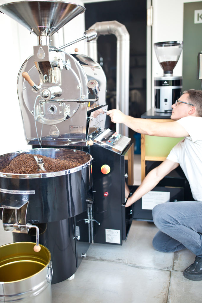 Kaffee rösten 03